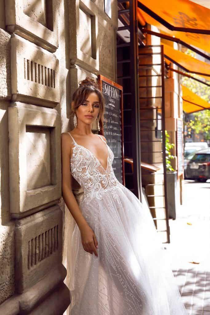 Brautmode Tina Valerdi Passion | Brautkleid Passion