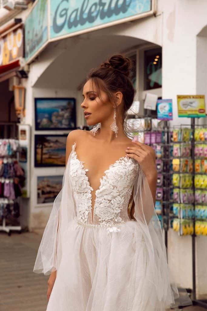 Brautmode Tina Valerdi Passion | Brautkleid Romantica