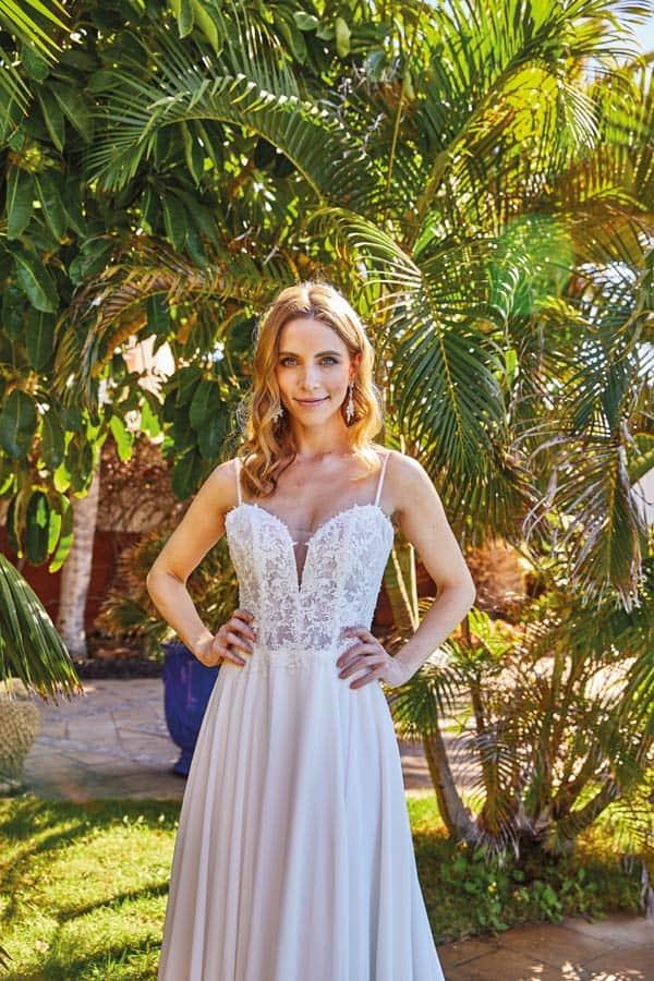 Brautmode Lisa Donetti | Brautkleid 2142