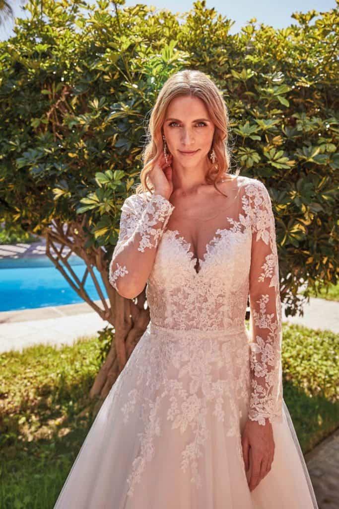 Brautmode Lisa Donetti | Brautkleid 2100