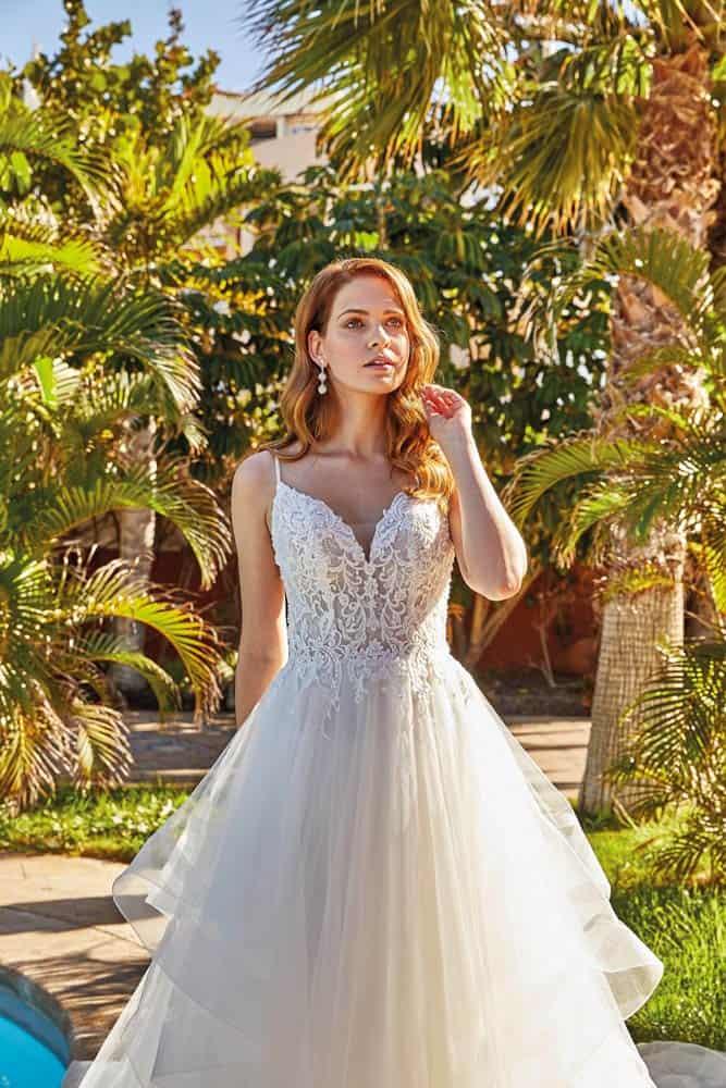 Brautmode Lisa Donetti | Brautkleid 2145