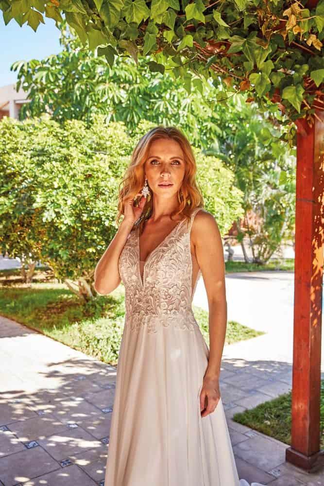 Brautmode Lisa Donetti | Brautkleid 2146
