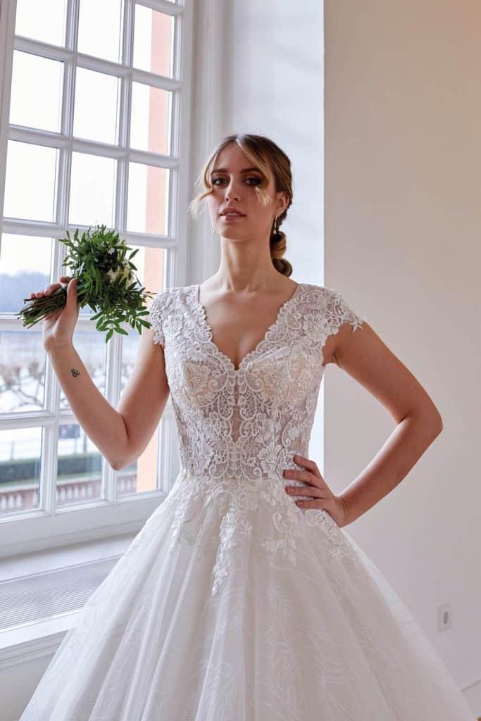 Brautmode Lisa Donetti Deluxe | Brautkleid 50404