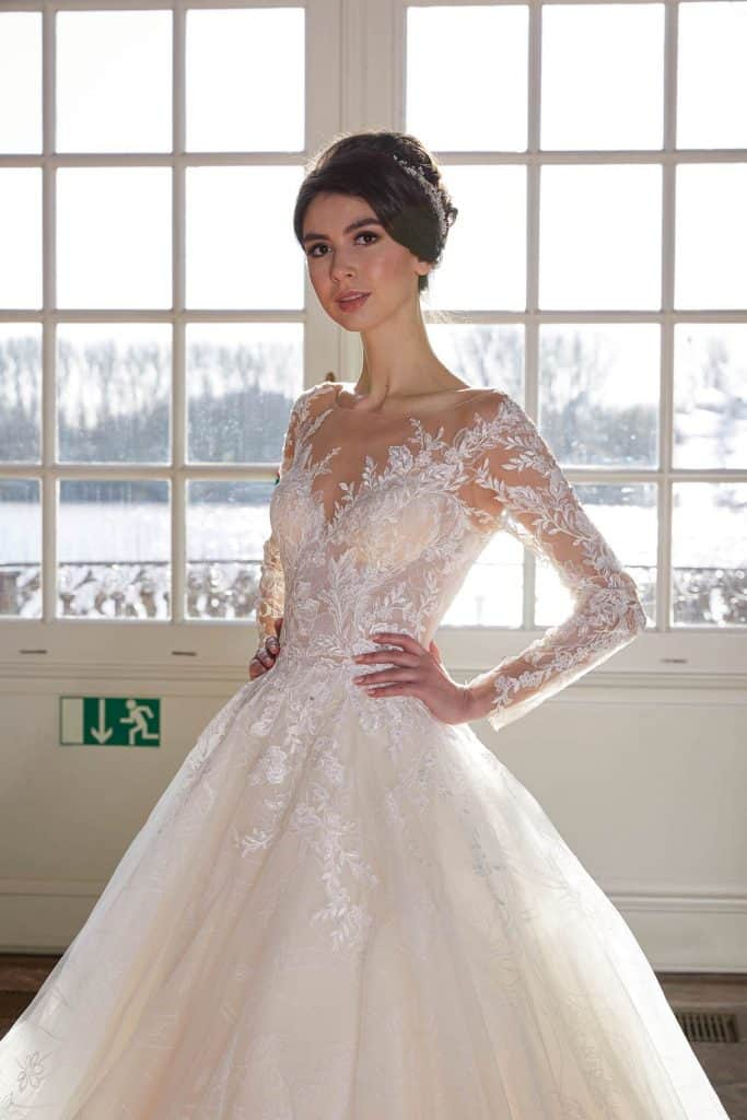 Brautmode Lisa Donetti Deluxe | Brautkleid 50405