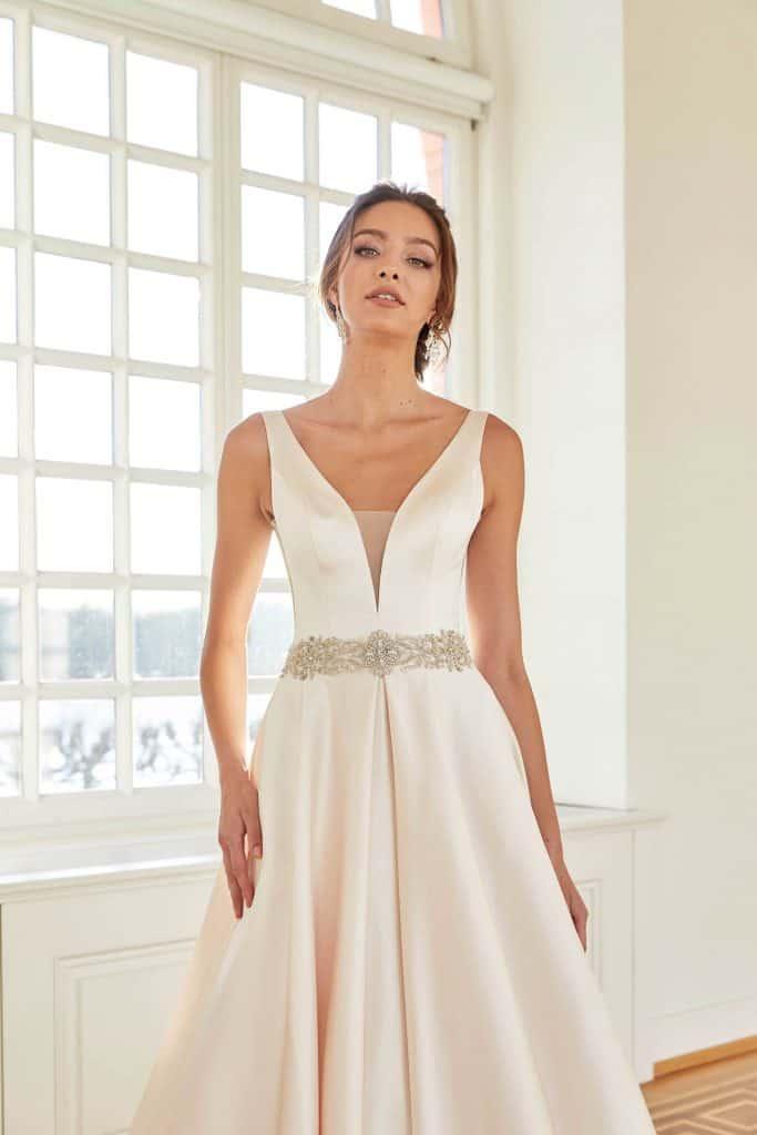 Brautmode Lisa Donetti Deluxe | Brautkleid 50413