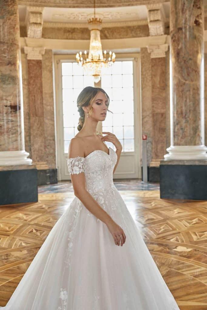 Brautmode Lisa Donetti Deluxe | Brautkleid 50426