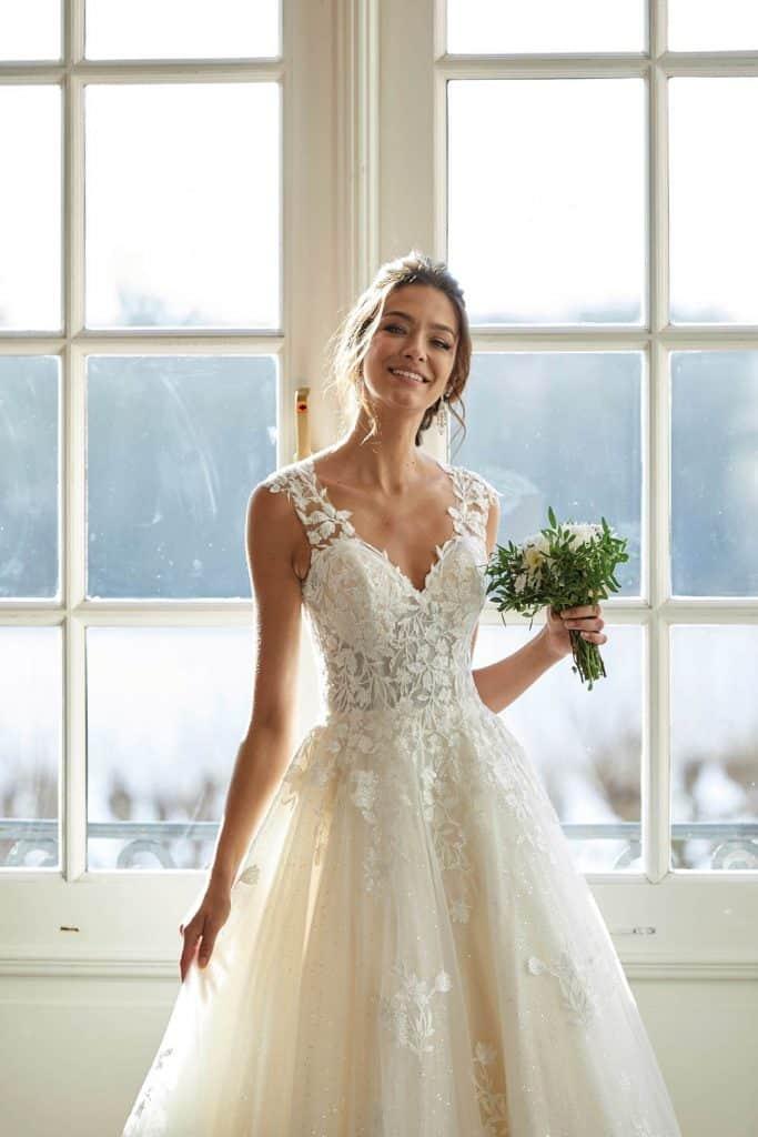Brautmode Lisa Donetti Deluxe | Brautkleid 50427