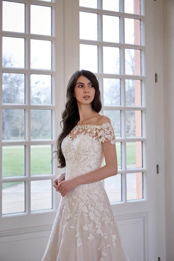 Brautmode Lisa Donetti Deluxe | Brautkleid 50432