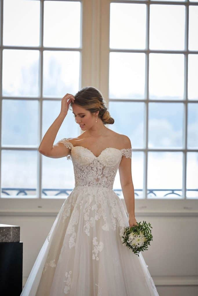 Brautmode Lisa Donetti Deluxe | Brautkleid 50437