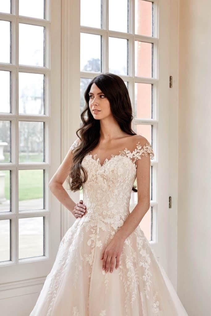 Brautmode Lisa Donetti Deluxe | Brautkleid 50439