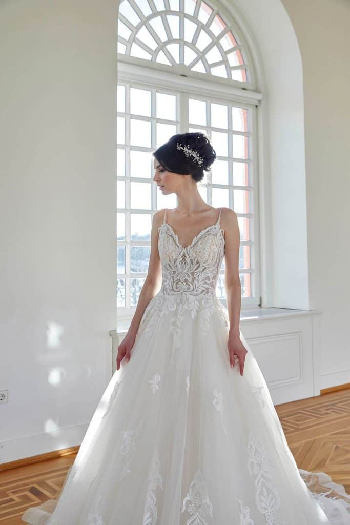 Brautmode Lisa Donetti Deluxe | Brautkleid 50442