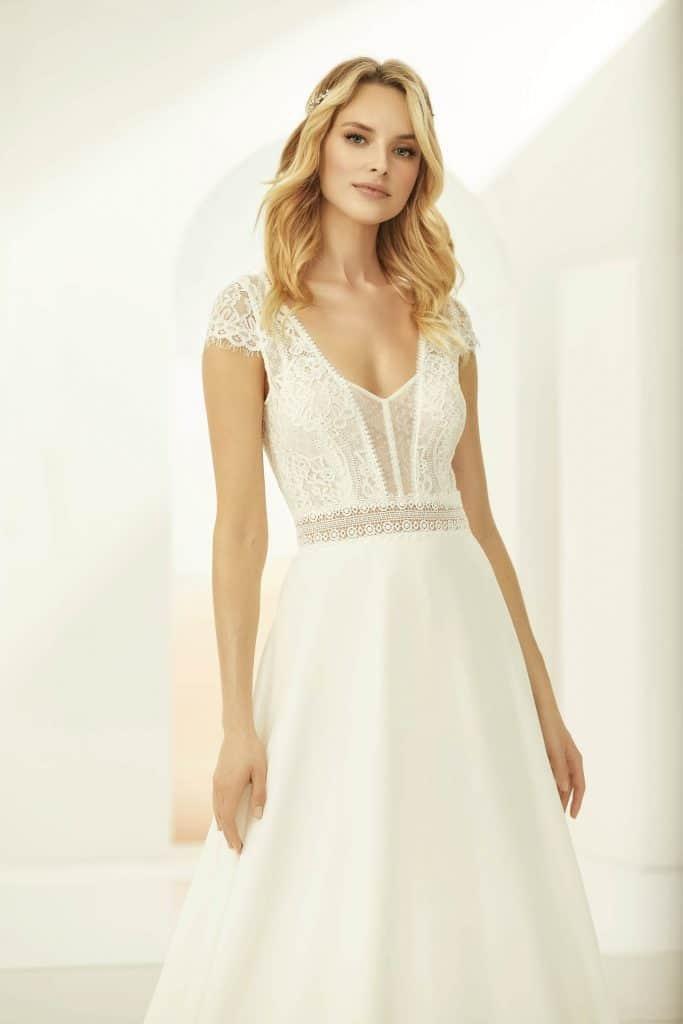 Brautmode Bianco Evento |Brautkleid Arleta
