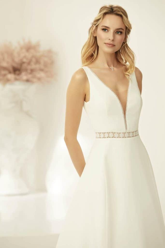 Brautmode Bianco Evento |Brautkleid Azaria