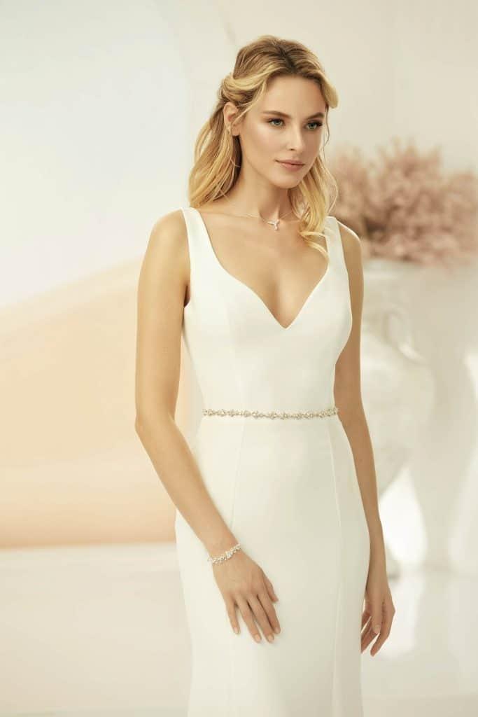 Brautmode Bianco Evento |Brautkleid Calva