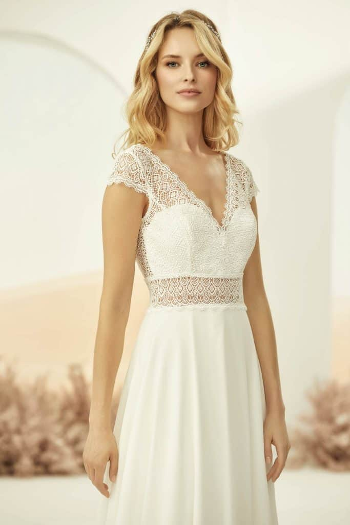 Brautmode Bianco Evento |Brautkleid Elvira