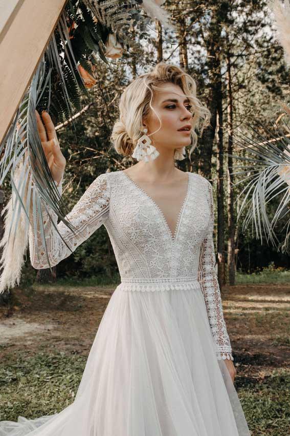 Brautmode Anna Kuznetcova | Brautkleid Anitra
