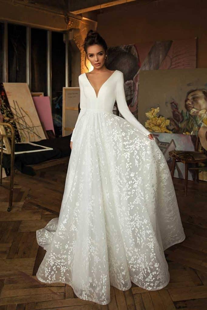 Brautmode Jasmine Empire | Brautkleid Bonny