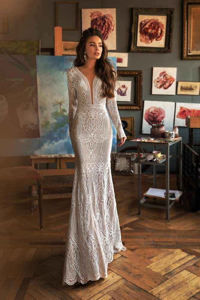 Brautmode Jasmine Empire | Brautkleid Clara