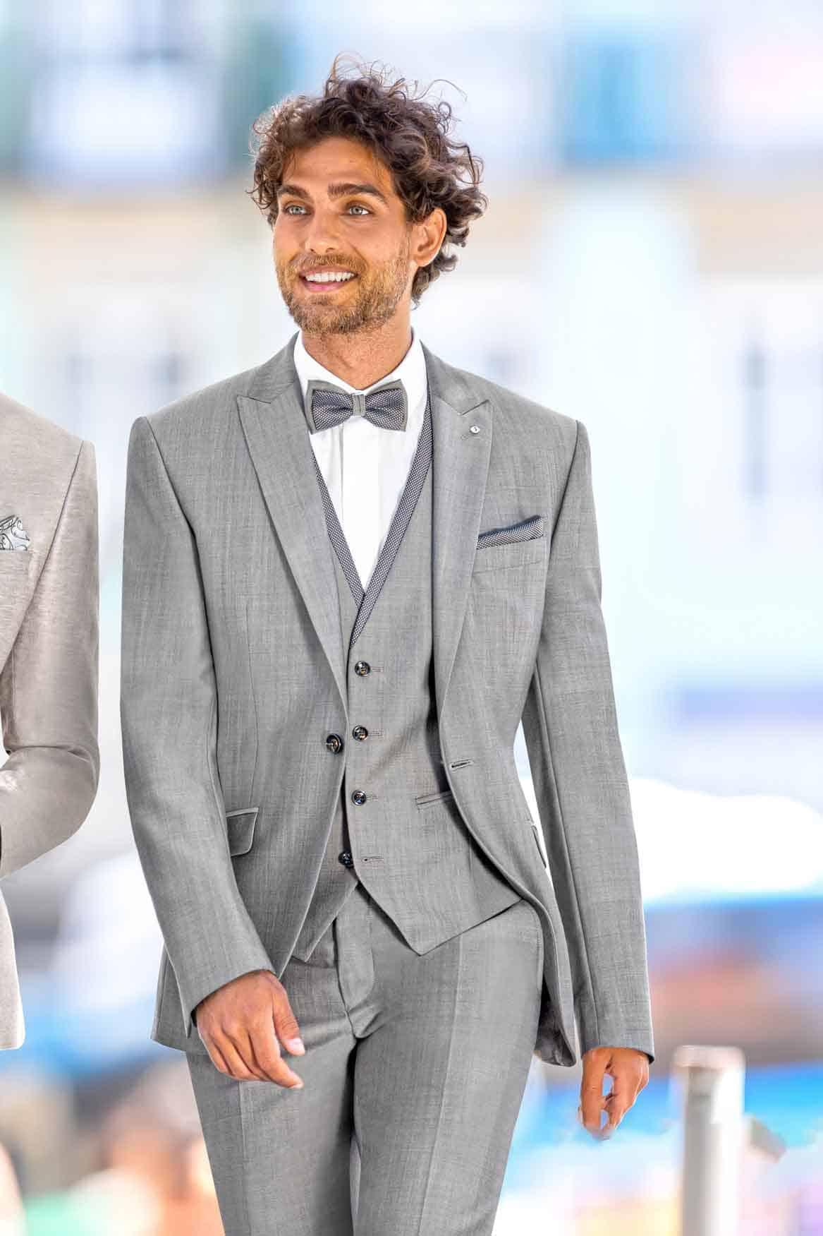 Bräutigam Mode | Grau | Anna Moda