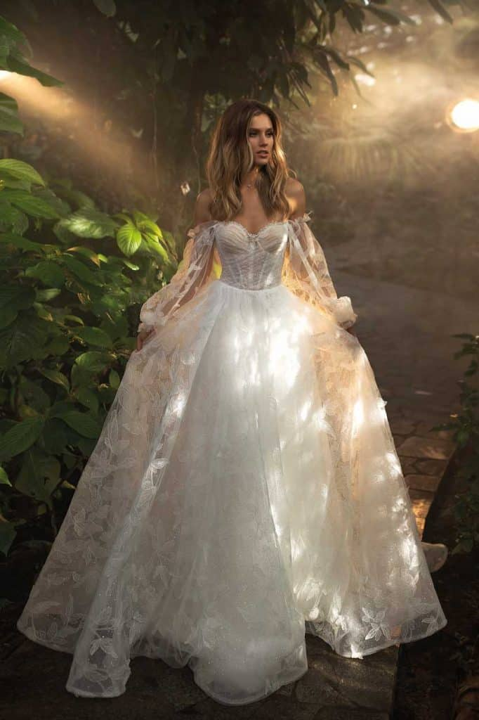 Brautmode Jasmine Empire | Brautkleid Iren