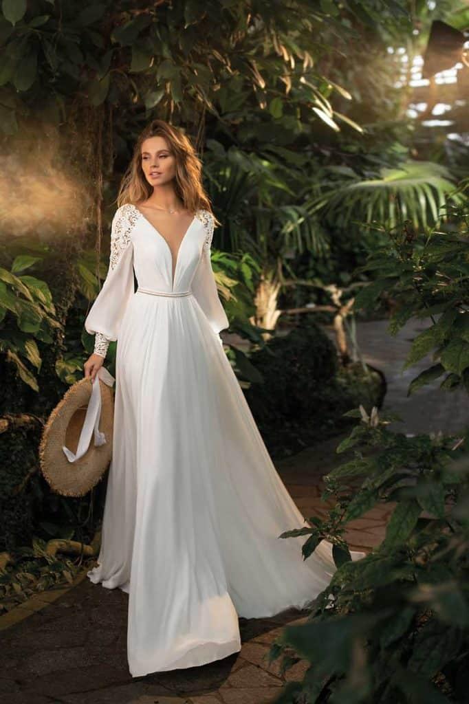Brautmode Jasmine Empire | Brautkleid Luna