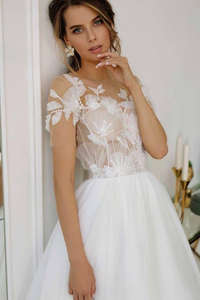 Brautmode Anna Kuznetcova | Brautkleid Olivi