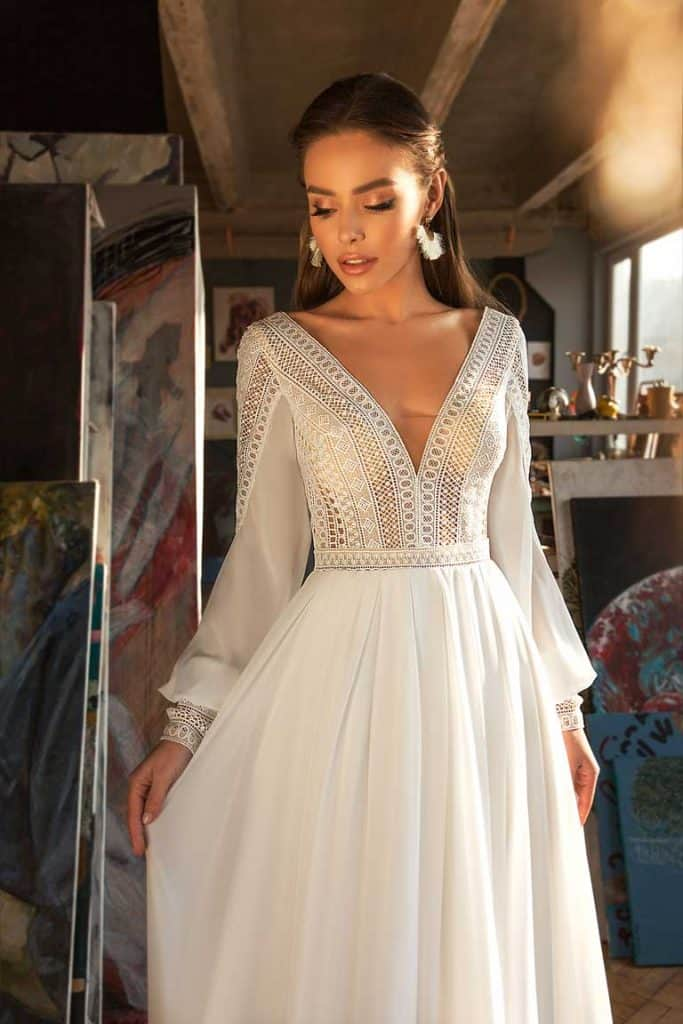 Brautmode Jasmine Empire | Brautkleid Sheyla