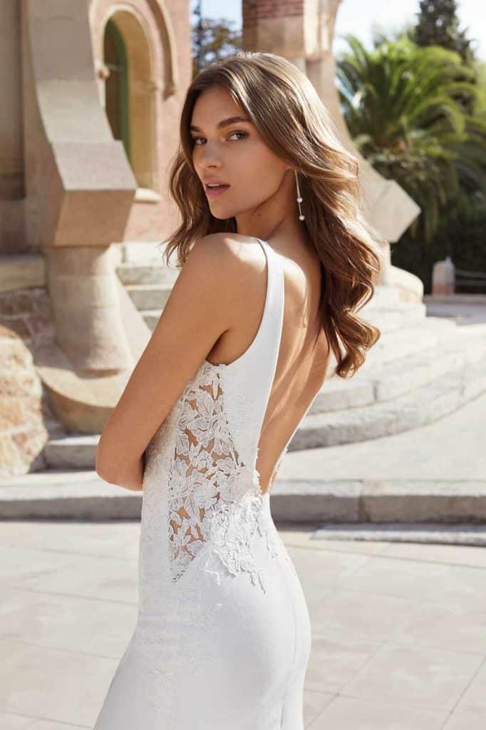 Brautmode Luna Novias | Brautkleid Yaiza