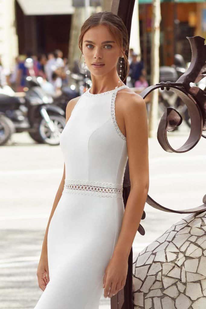 Brautmode Luna Novias | Brautkleid Yamil