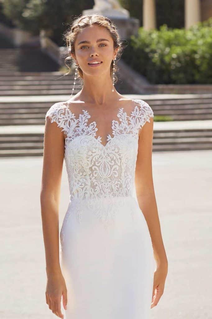 Brautmode Luna Novias | Brautkleid Yamile