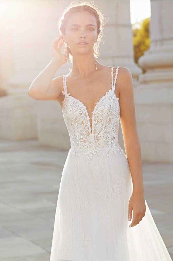Brautmode Luna Novias | Brautkleid Yasin