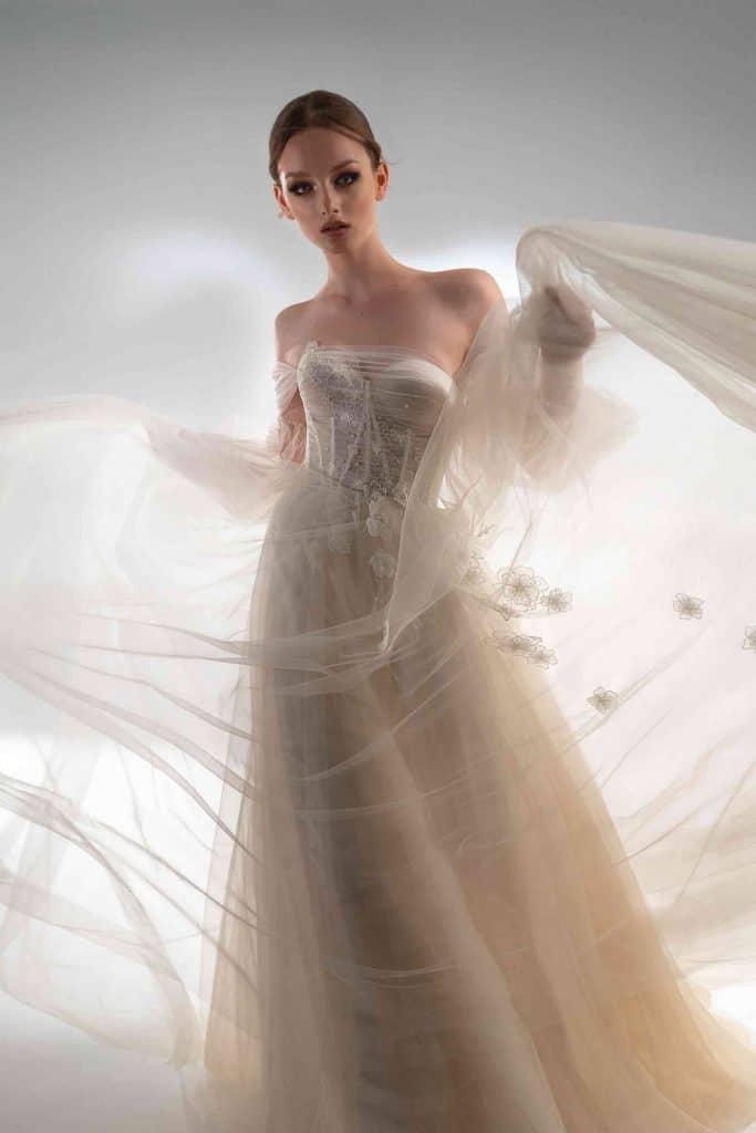 Brautmode Papilio| Brautkleid 2121