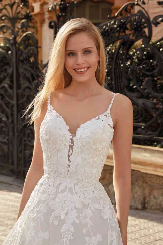 Brautmode Susanna Rivieri | Brautkleid 310610