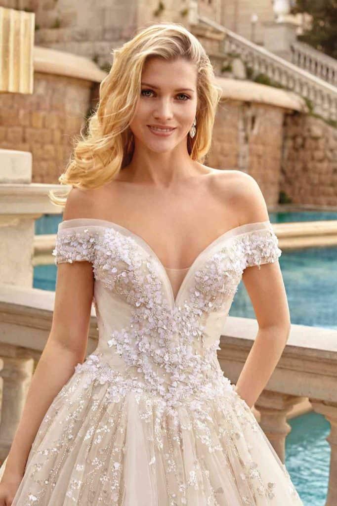 Brautmode Susanna Rivieri | Brautkleid 310666