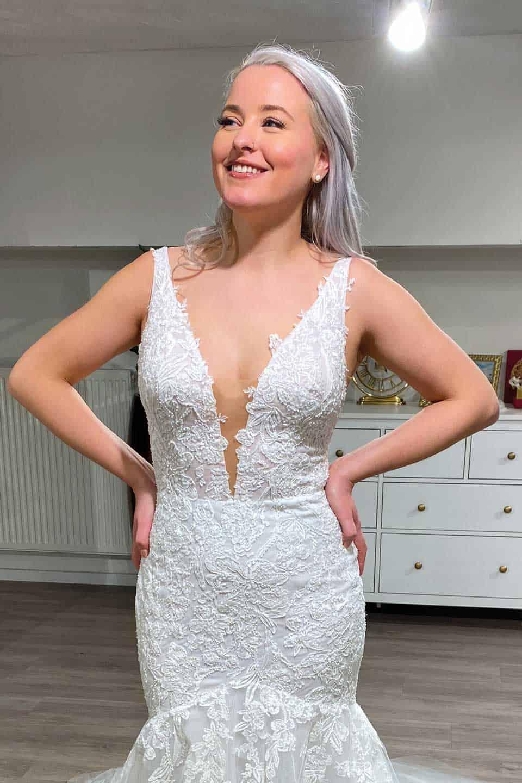 Online Brautkleid Amira