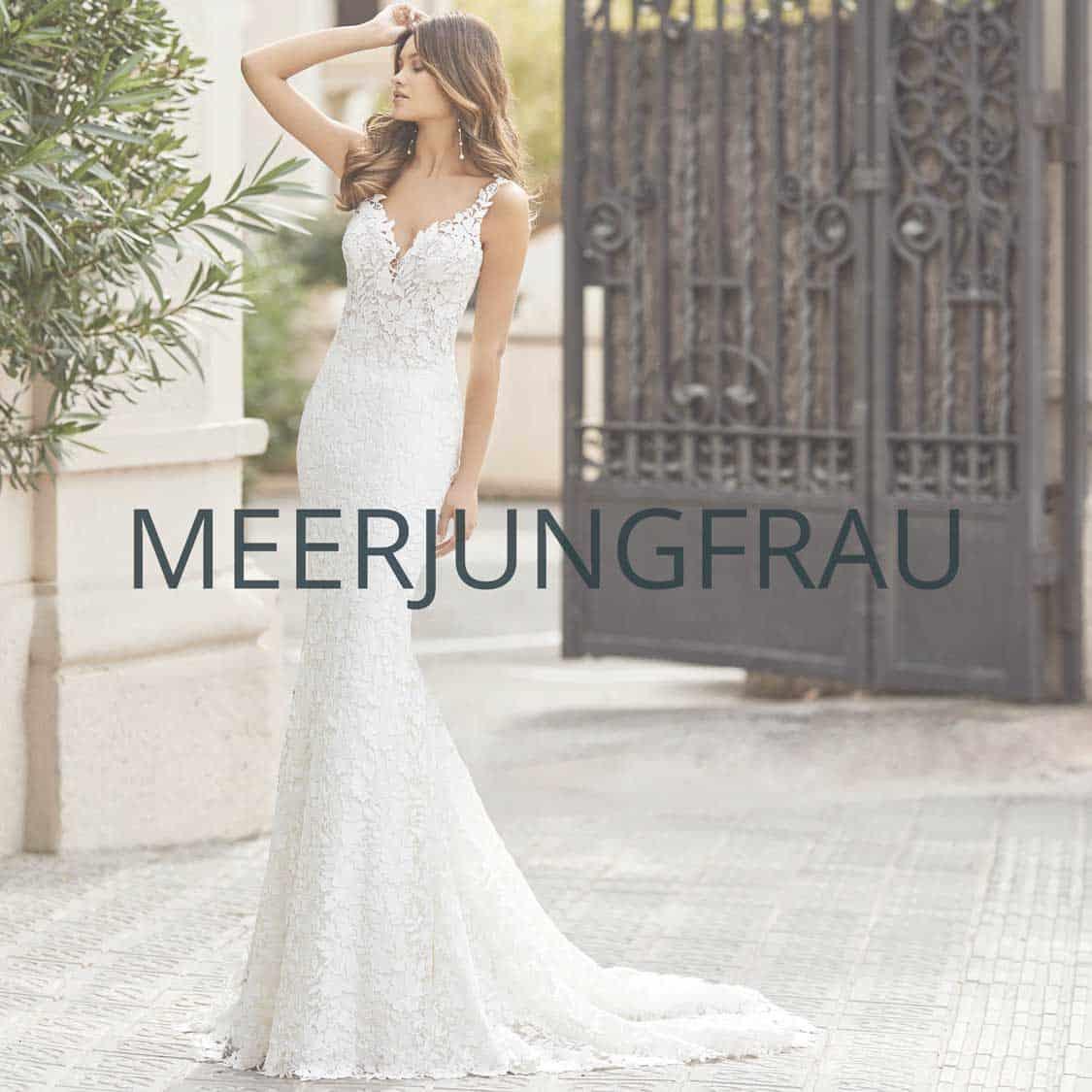 "Brautmoden Bochum Kollektion ""Meerjungfrau"""