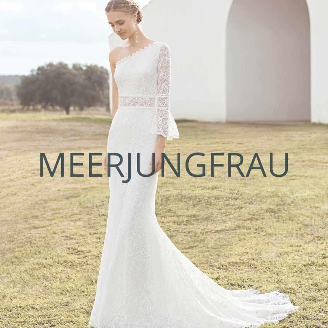 "Brautmoden Dortmund Kollektion ""Meerjungfrau"""