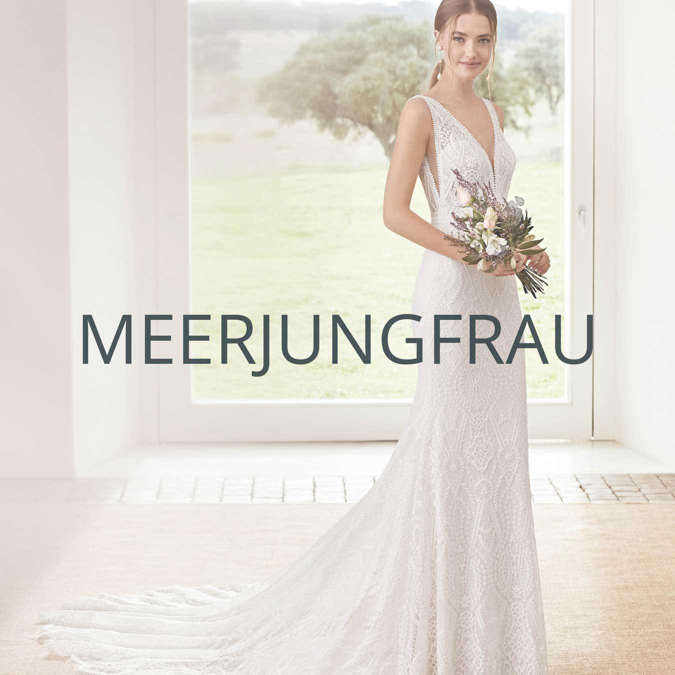 "Brautmoden Duisburg Kollektion ""Meerjungfrau"""