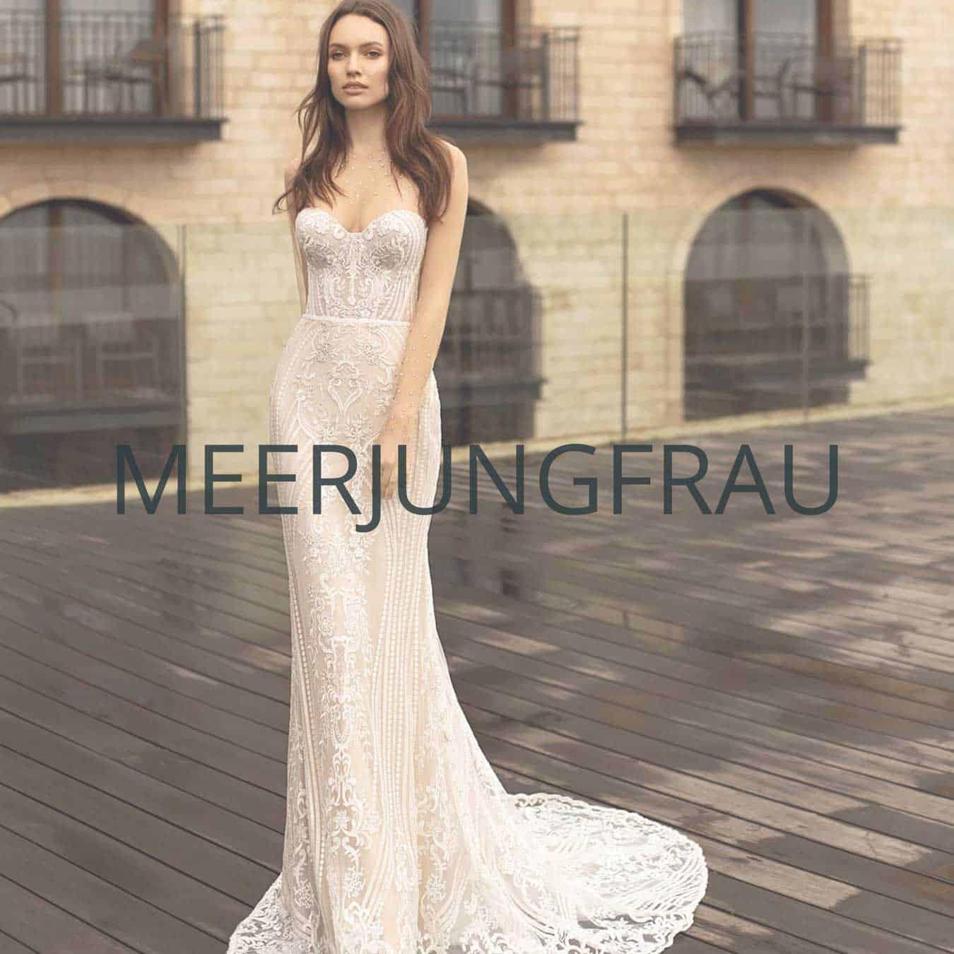 """Brautmoden Hagen Kollektion """"Meerjungfrau"""""""