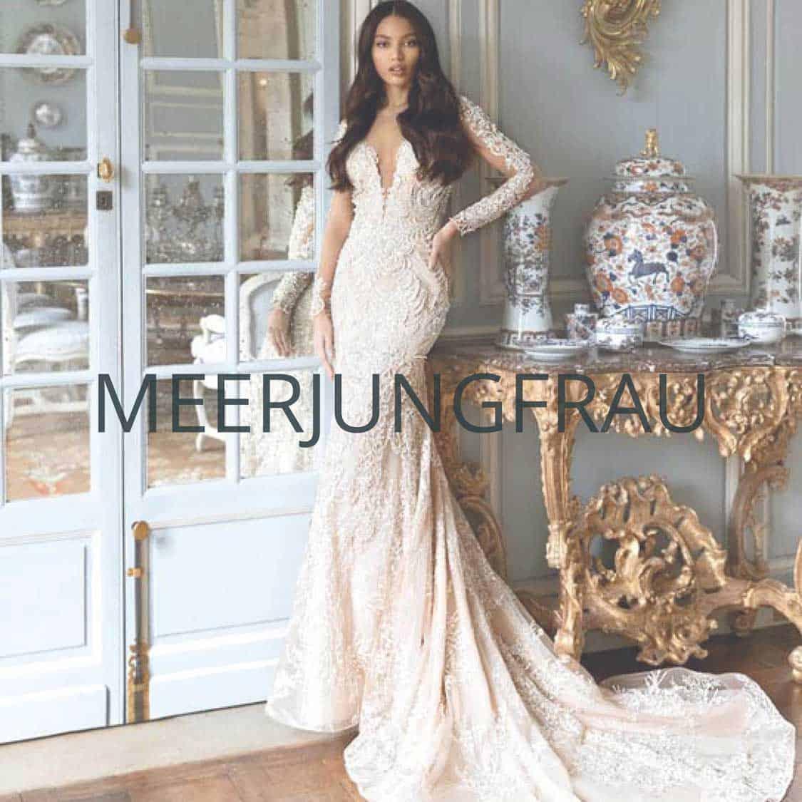"""Brautmoden Kerpen Kollektion """"Meerjungfrau"""""""