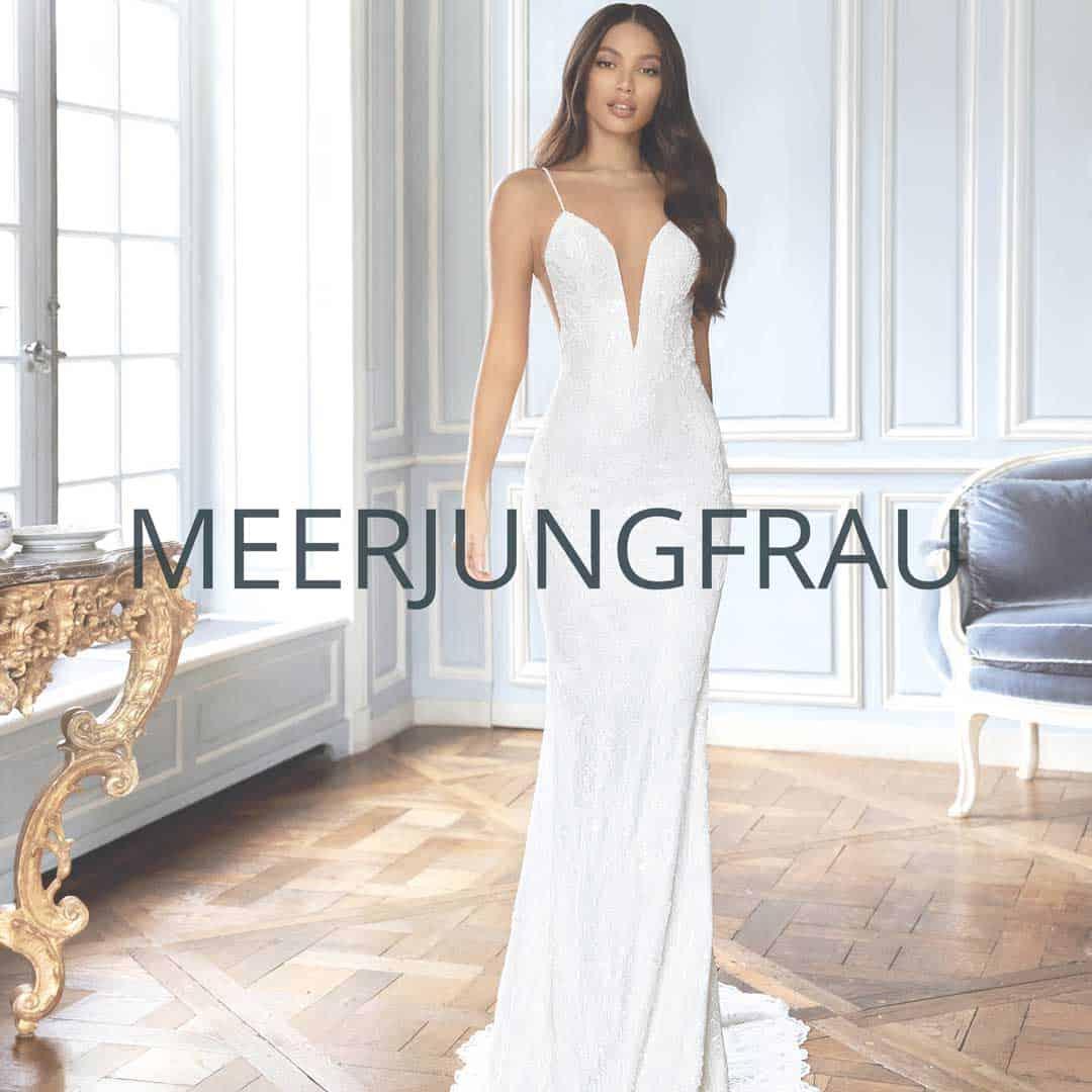"Brautmoden Krefeld Kollektion ""Meerjungfrau"""