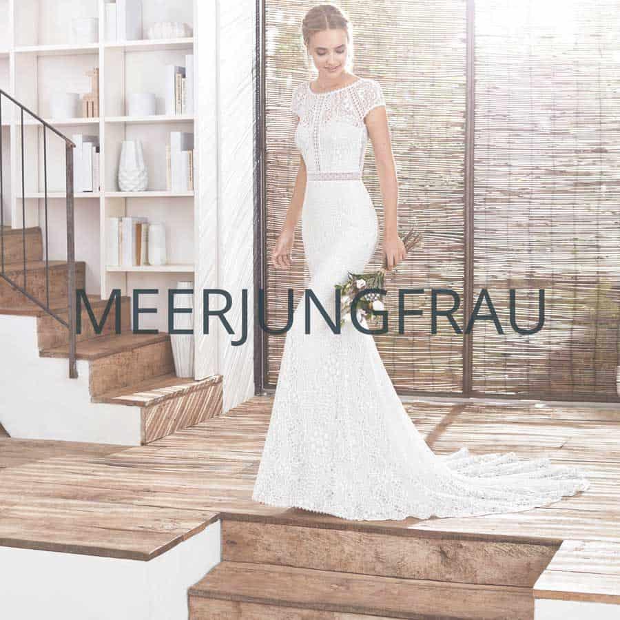 """Brautmoden Siegen Kollektion """"Meerjungfrau"""""""
