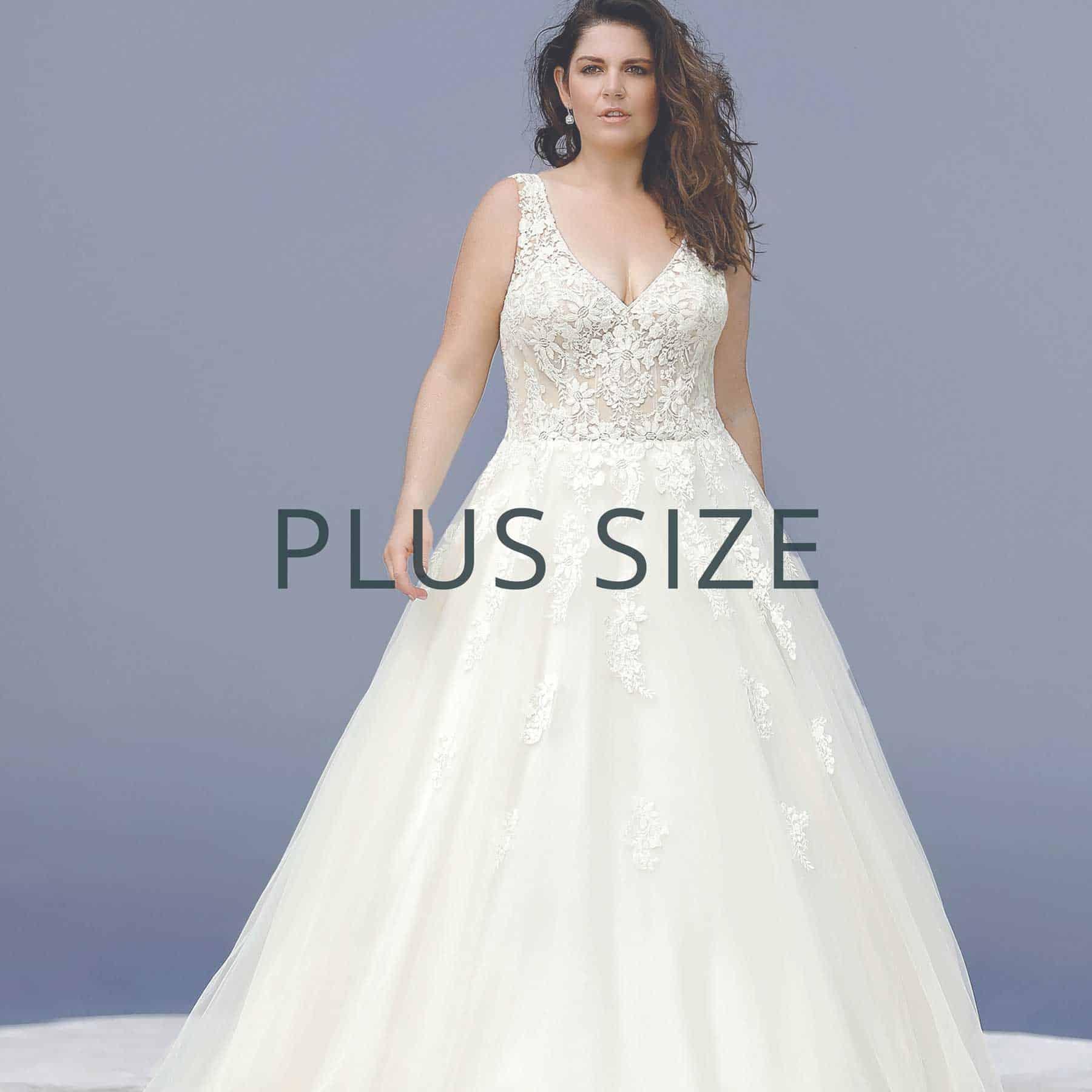"Brautmoden Essen Kollektion ""Plus Size"""