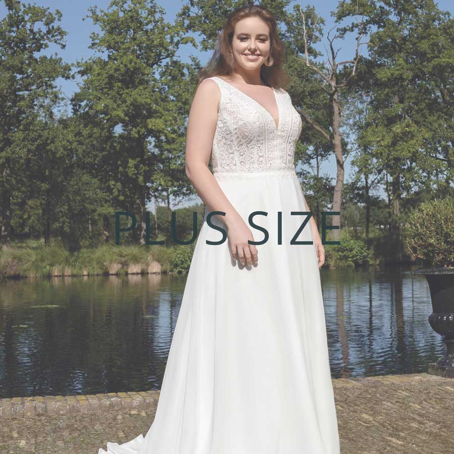 "Brautmoden Kerpen Kollektion ""Plus Size"""