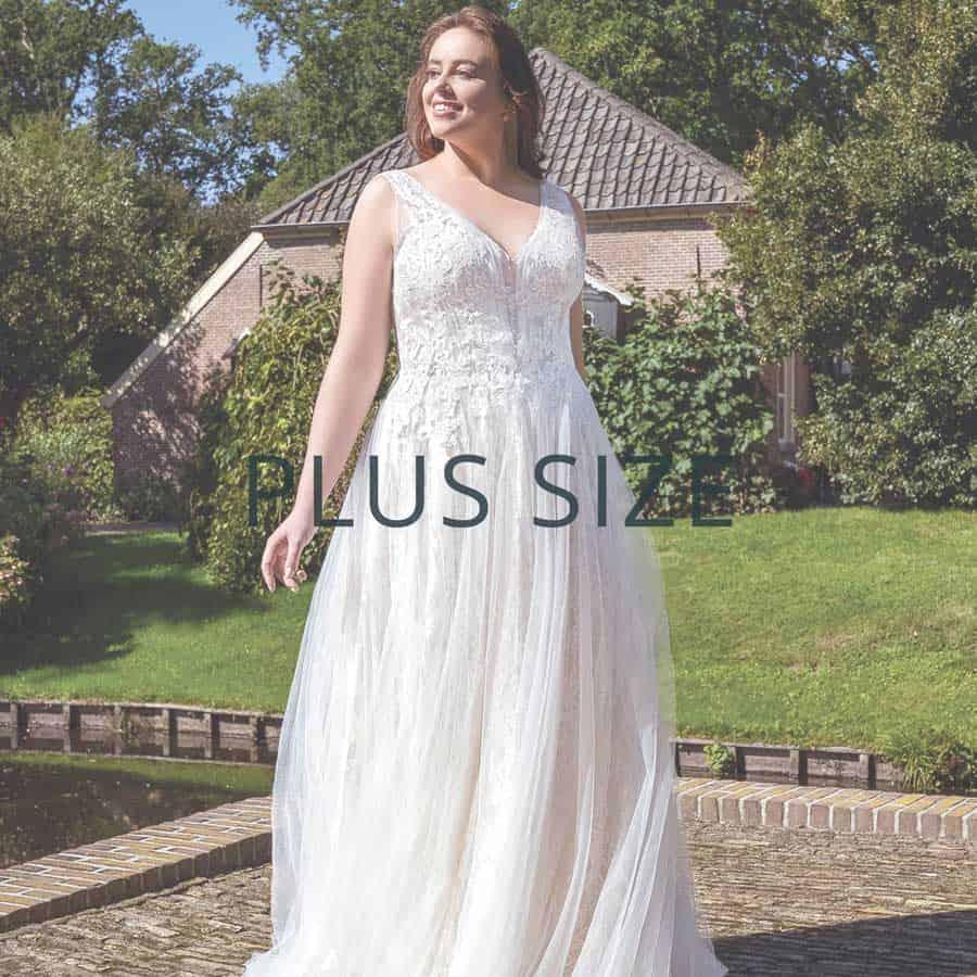 "Brautmoden Mönchengladbach Kollektion ""Plus Size"""