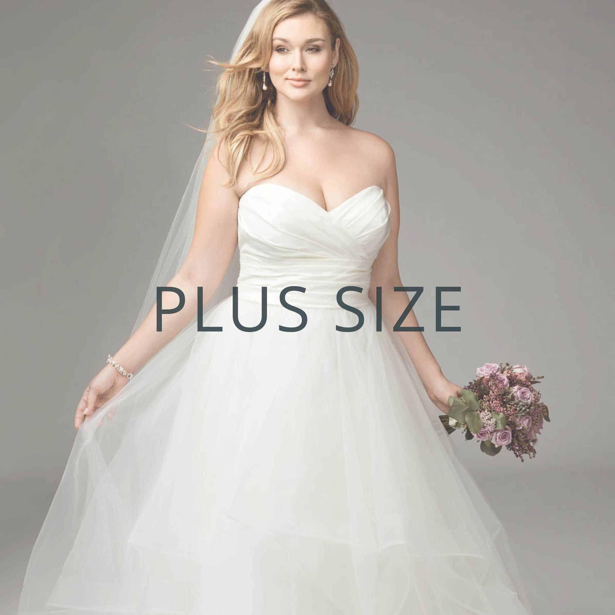 "Brautmoden Siegen Kollektion ""Plus Size"""