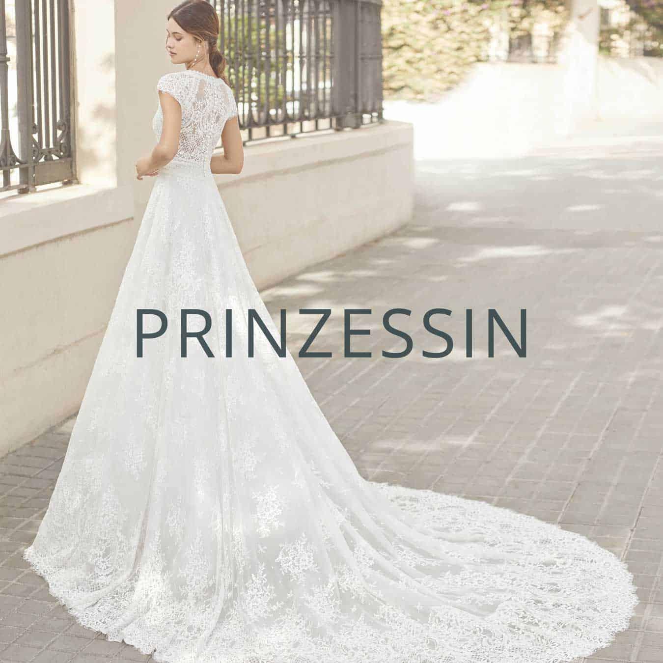 """Brautmoden Aachen Kollektion """"Prinzessin"""""""