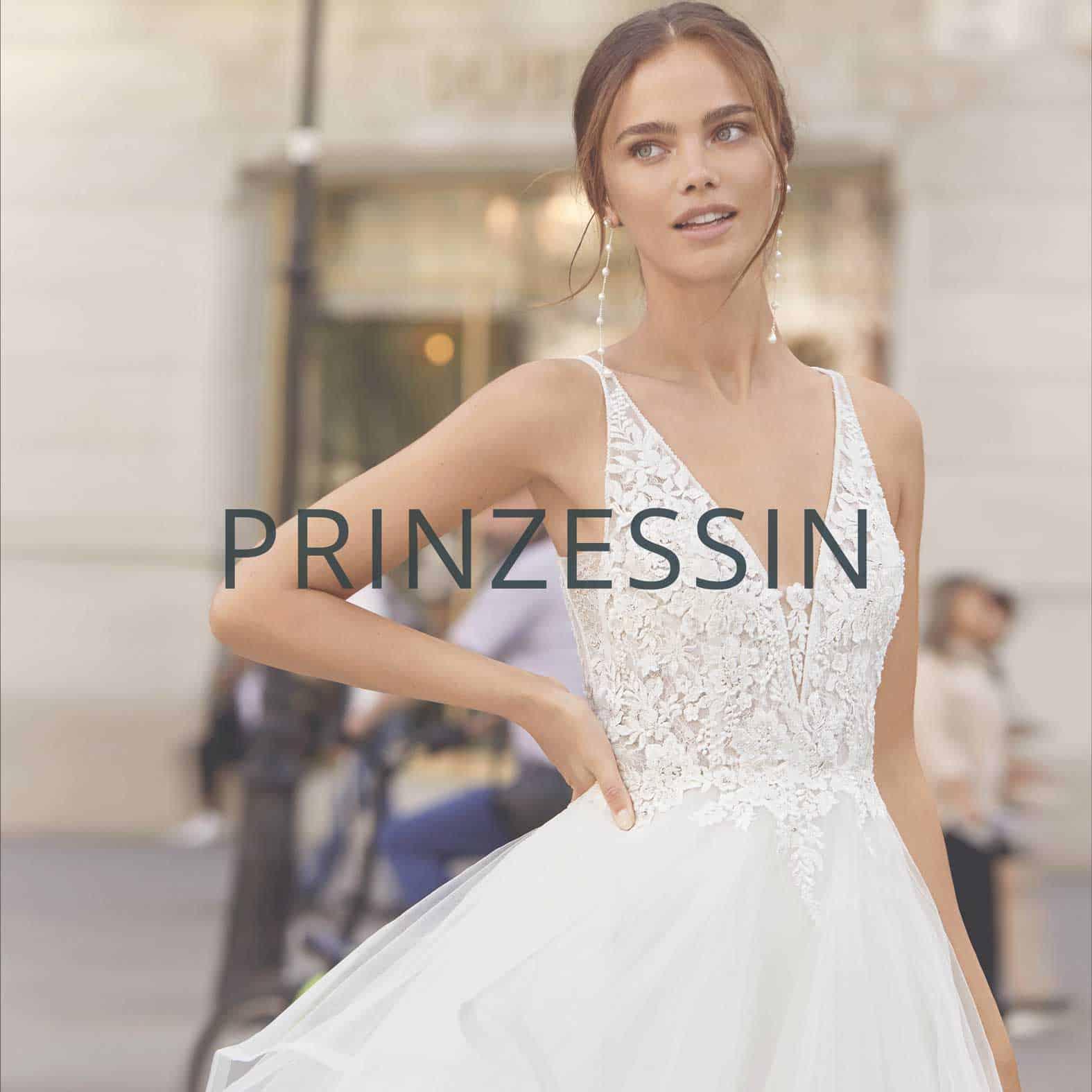 "Brautmoden Bochum Kollektion ""Prinzessin"""