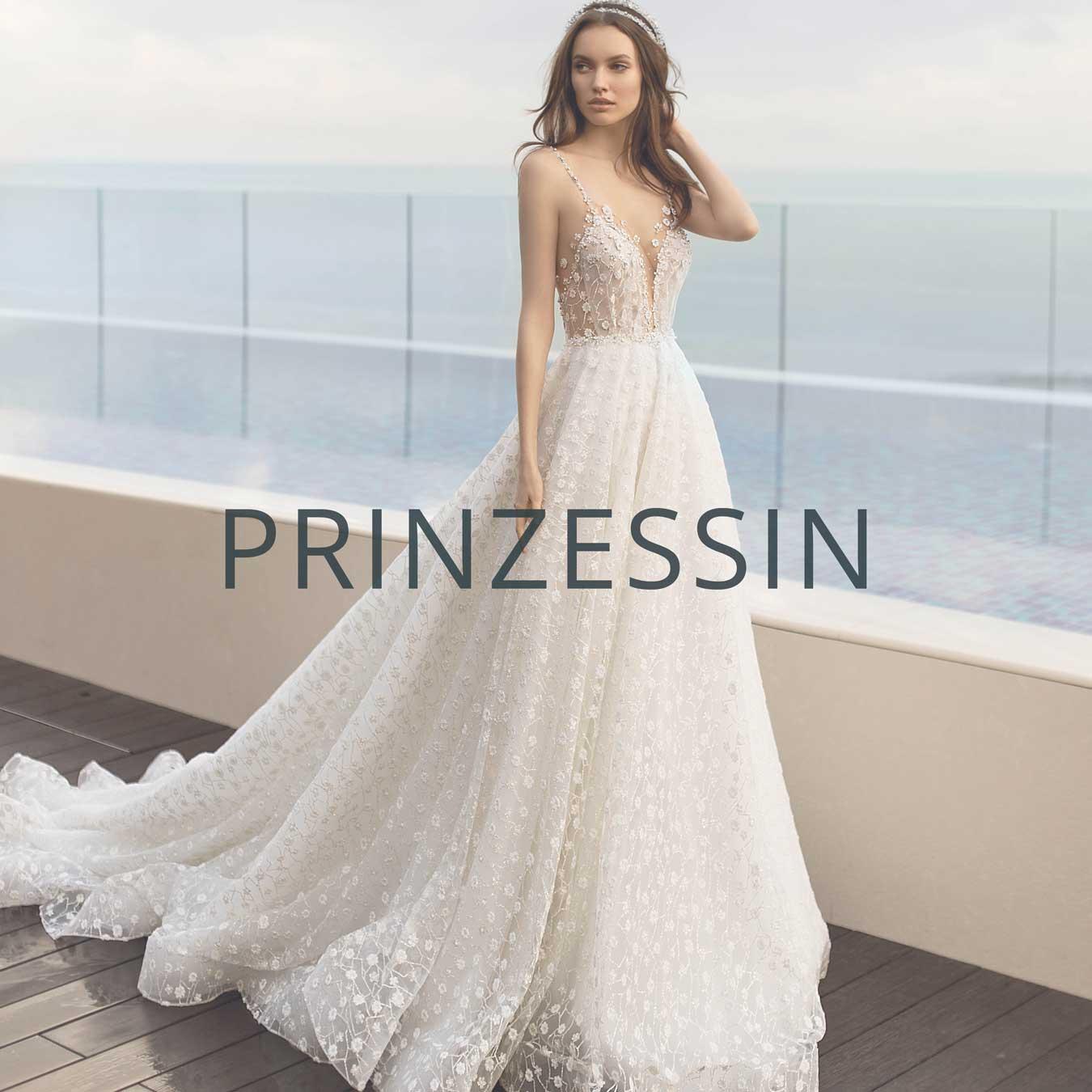 "Brautmoden Dortmund Kollektion ""Prinzessin"""