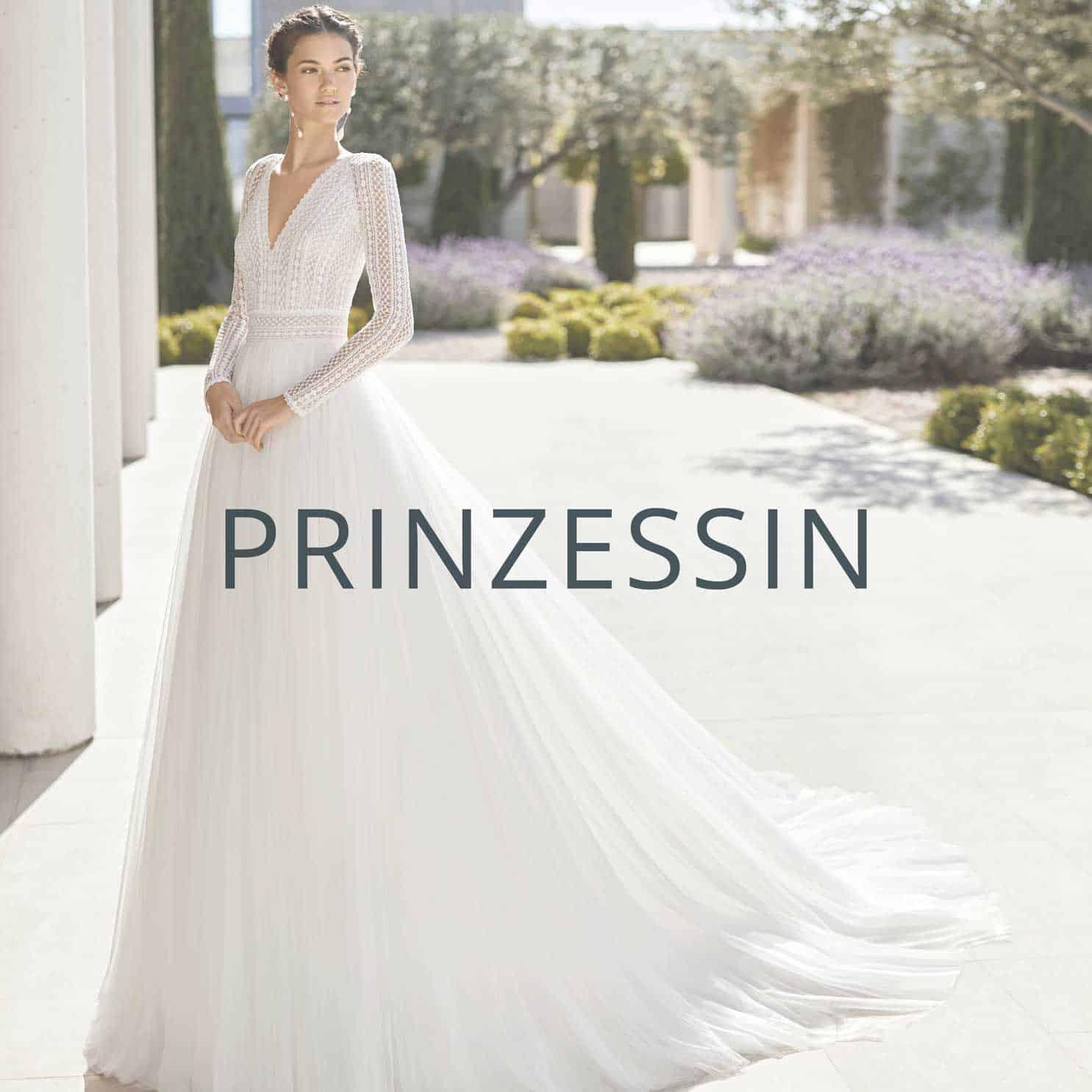 "Brautmoden Kerpen Kollektion ""Prinzessin"""
